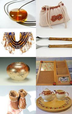 AMBER JOYS by Vickie Wade on Etsy--Pinned with TreasuryPin.com