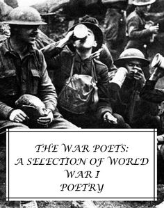 BOOK (Kindle): 2011. The War Poets: A Selection of World War I Poetry (2nd Edition) eBook contains works from Rupert Brooke, Siegfried Sassoon, Edward Thomas, Isaac Rosenberg, Ivor Gurney, and Wilfred Owen.  Poems, dramatic in nature and metonymic, portray particular experiences that are inaccessible by any other means. $0.99