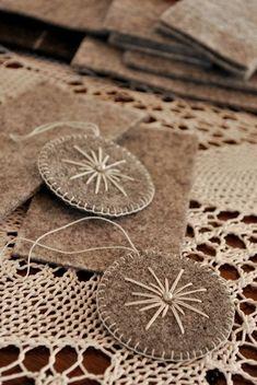 Image result for folk art felt christmas ornament patterns