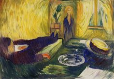 The Even Darker Side of Edvard Munch Revisited ‹ Frank T. Zumbachs Mysterious World ‹ Reader — WordPress.com
