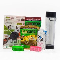 Contest Time!! Three winners will receive a New Years Resolution starter kit that will set them up for success in 2016!  The Rules Are Simple: 1.  Like this photo 2.  Follow the brands 3.  Tag 3 friends  @glassticbottle @eatbarnana @drinkcaliwater @sweetmeatjerky @pacebands  The contest will end at 11pm CST on Wednesday January 6th. We will announce three randomly selected winners on Friday January 8th.  This giveaway is in no way sponsored endorsed or administered by or associated with…