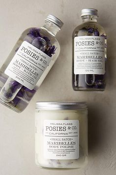 Posies & Co. Body & Bath Oil - anthropologie.com
