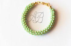 Agape Bijoux Creations: Spirale twin [tutorial FREE dal web]