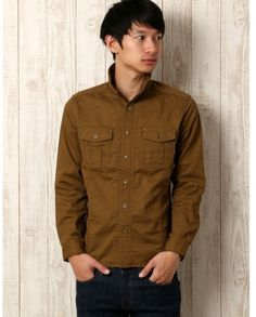 Corduroy jean shirt / Abahouse グリストーンジーンコードストレッチ - shopstyle.co.jp