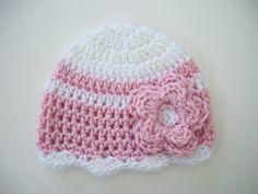 Chica sombrero del bebé bebé niña gorro sombrero por CarolinaHats