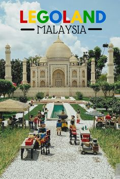 Let your inner kid come out while exploring one of Malaysia's favourite attractions; Singapore Malaysia, Malaysia Travel, Asia Travel, Malaysia Trip, Singapore Trip, Travel Tourism, Travel With Kids, Family Travel, Legoland Malaysia