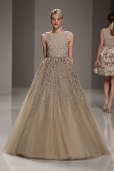 Georges Hobeika | Couture Spring-Summer 2015 | Look 28