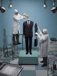 manager assembly line, pinned by Ton van der Veer