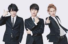 Brand New Day by KAT-TUN English Lyrics