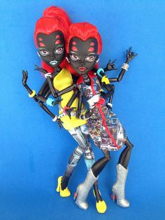 dance with me, don't dance with me wydowna, spider, mh, monster high dolls, webarella