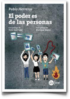 Empezando El poder es de las personas de @PabloHerreros Social Media Books, Journalism, Books To Read, Digital Marketing, Inspirational Quotes, My Love, Reading, Hpv, Socialism
