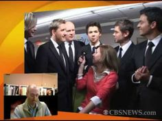 Backstage with Celtic Thunder ~ 18 minutes long & sometimes hard to hear, but worth it!