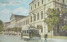 Bucuresti - Universitatea - 1905