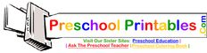 Preschool Printables.  Bulletin Boards, games, name plates, teacher notes, etc.