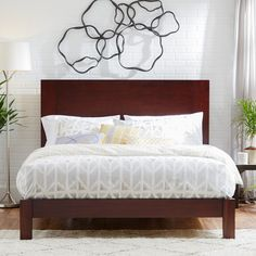You'll love the Apollo Platform Bed at AllModern - With Great Deals on modern Bedroom  products and Free Shipping on most stuff, even the big stuff.