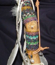 Spirit dancing stick....Aboriginal...