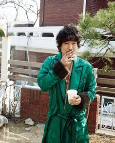 Tiger JK - W Magazine May Issue '16