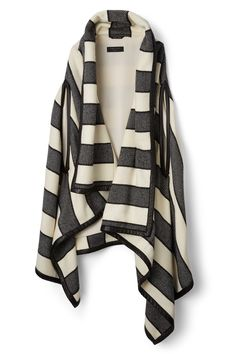 Bajwa Blanket Wrap Coat by rag & bone