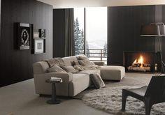 POLIFORM: Soho sofa, Anna coffee table and BB armchair