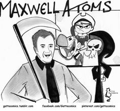Maxwell Atoms