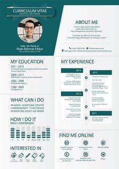 My Curriculum Vitae 2014 on Behance Cv Design Template Free, Creative Cv Template, Creative Cv Design, Student Cv Examples, Curriculum Vitae Template Free, Personal Resume, Infographic Resume, Graphic Design Resume, Resume Design Template