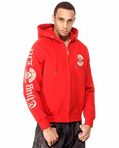 Thug Life Jacket Red