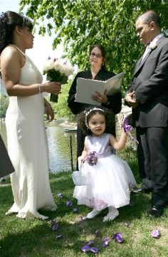 Including Children In Your Wedding Ceremony