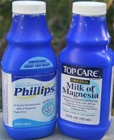 Topical magnesium in the form of milk of magnesia or Epsom salts has been surprisingly effective for skin blemishes and acne rosacea.