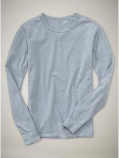 Thermal T from The Gap. Go to piece of clothing.