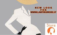 Lo store dell'isolamento acustico diventa più bello, con più prodotti ed informazioni.  www.lantirumore.it   il tuo store dell'isolamento acustico