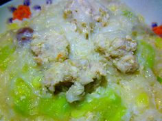 Meatballs with Patola