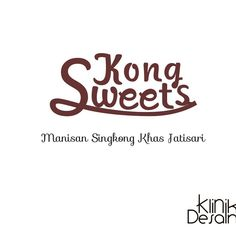 sweet kong brand by klinik design Logo Design, Logos, Sweet, Candy, Logo, A Logo