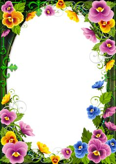 See the source image Frame Border Design, Boarder Designs, Page Borders Design, Photo Frame Design, Flower Backgrounds, Flower Wallpaper, Boarders And Frames, School Frame, Birthday Frames