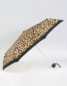 Buy Fulton Minilite 2 Painted Leopard Umbrella at ASOS. Get the latest trends with ASOS now. Her Majesty The Queen, Heritage Brands, Rain Wear, Fulton, Asos, Brown, Outdoor Decor, Fashion Design, Style