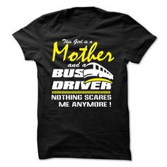 Mother & a Bus Driver - #hoodie costume #maroon sweater. BEST BUY => https://www.sunfrog.com/Funny/Mother-amp-a-Bus-Driver.html?68278