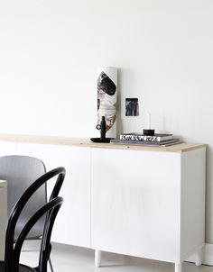 Via A Merry Mishap | Black White Grey | Thonet | Muuto Visu