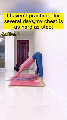 Gym Workout For Beginners, Fitness Workout For Women, Yoga For Beginners, Workout Videos, Yoga Fitness, Fitness Tips, Gym Workout Tips, Yoga Flow, Yoga Meditation