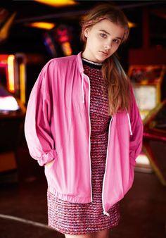 Chloe Moretz. photo: Alex Sainsbury for ASOS Magazine