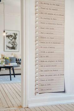 Life list