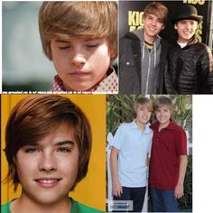"""dylan and cole sprouse 03"" by rgleed ❤ liked on Polyvore"