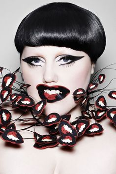 Beth Ditto The Gossip Portrait Music Dazed and Confused Dazed & Confused Rankin Photography, Fashion Photography, Photography Ideas, Portrait Photography, John Rankin, Beth Ditto, Dazed And Confused, Shooting Photo, Foto Art