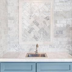 Whether for cocktails or coffee, there's just something festive and indulgent about having a bar area in your home. Bars are also great places to feature bold and eye-catching tiled accents, and are especially functional on wet bars. In this post, we're sharing some of our favorite bars to toast to! Bar Mirror, Transitional Style, Rustic Bar, Stone Mosaic, The Tile Shop, Beautiful Bars, Cozy Basement, Art Deco Tiles, Ship Lap Walls