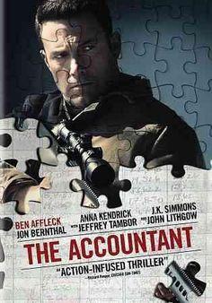 Jon Bernthal, Anna Kendrick, Ben Affleck, Netflix Movies, Movies Online, The Accountant Movie, Christian Wolff, Movies To Watch, Good Movies