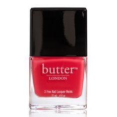 butter LONDON – 3-Free Nail Lacquer, Macbeth