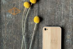 A Hacker Brand For Remaking Your iPhone With Wood