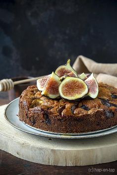 Coffee Cake, Fig, Tea Time, Panna Cotta, Nom Nom, French Toast, Pancakes, Bakery, Sweets