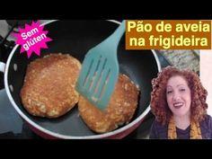 Pão de Aveia na Frigideira | Cozinha da Marinoca - YouTube