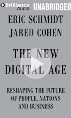 Interesting reading from the top dog at Google!  Another great Audible experience.