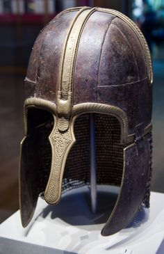 Anglo-Saxon Helmet: Coppergate