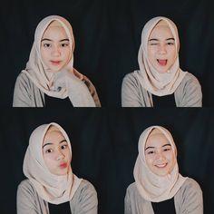 Casual Hijab Outfit, Ootd Hijab, Hijab Chic, Hijabi Girl, Girl Hijab, Hijab Bride, Wedding Hijab, Wedding Dresses, Modern Hijab Fashion